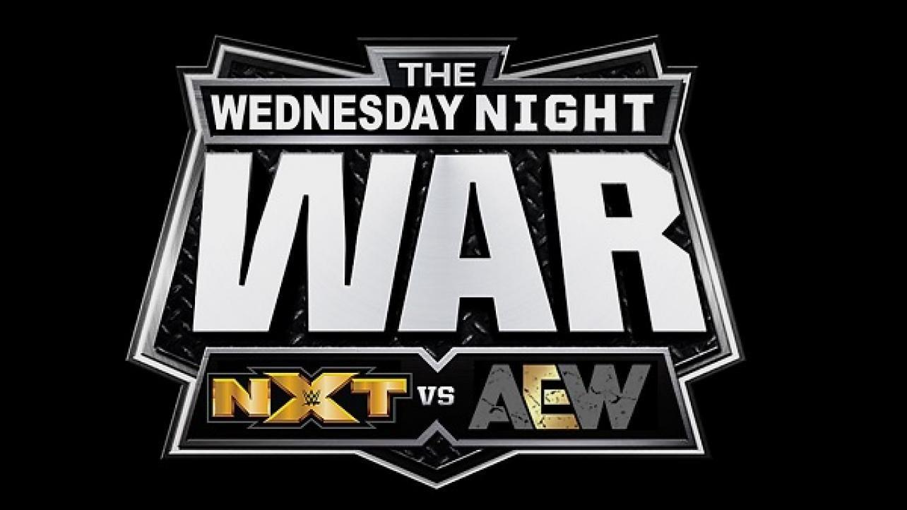 Guerra de los miércoles NXT y AEW