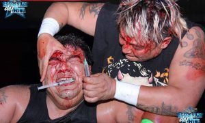 luchadores mexicano