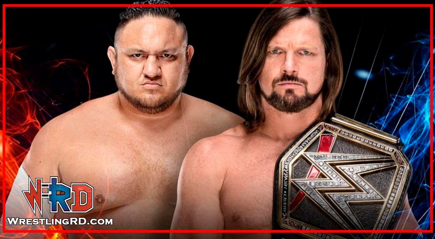 AJ Styles, Samoa Joe