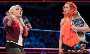 Alexa Bliss responde de nuevo a Becky Lynch