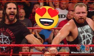 Ambrose vs Rollins
