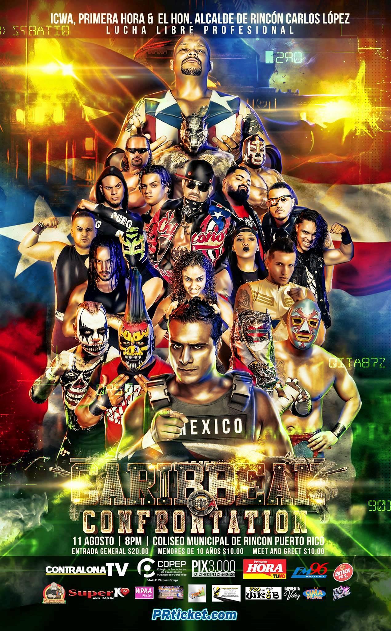 Puerto Rico vs México en Evento Internacional
