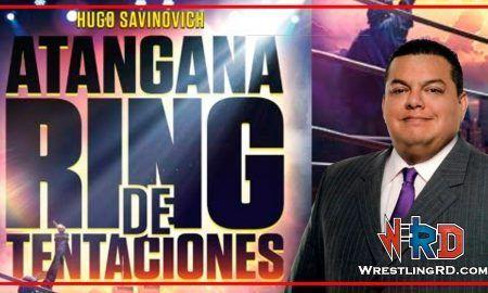 Atangana Ring de Tentaciones, Hugo Savinovich