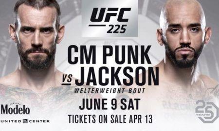 CM Punk, ufc 225, punk