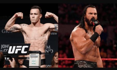 Colby Covington quiere pelear con el campeón de WWE Drew McIntyre