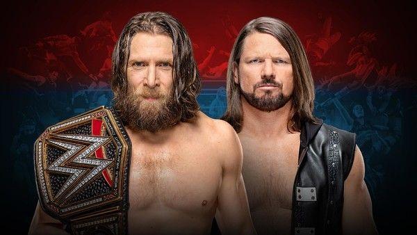 Daniel Bryan vs. AJ Styles