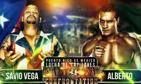 """Alberto """"El Patrón"""" vs Savio Vega"""