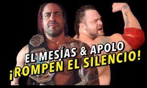 Ricky Banderas y Apolo aclaran