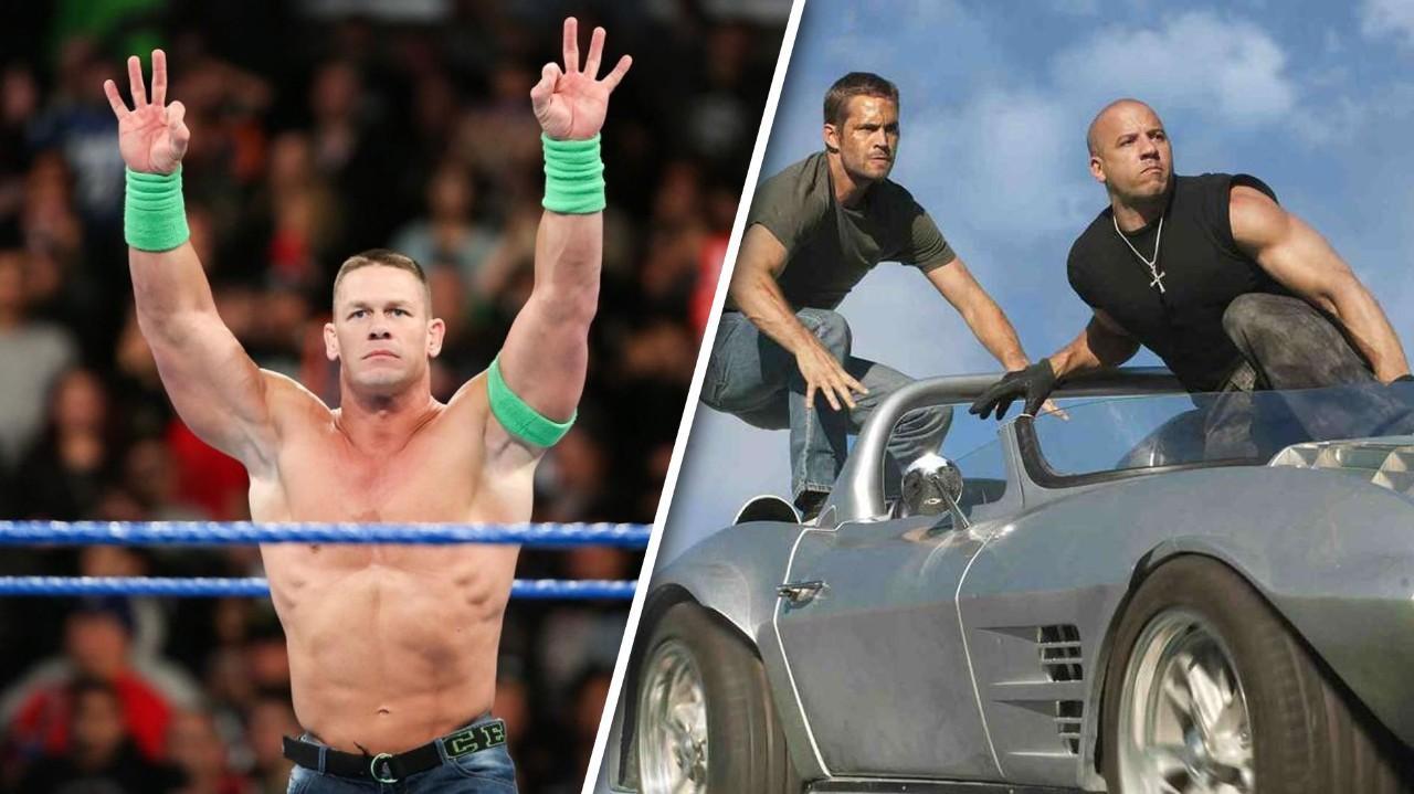 John Cena en rápido y furioso