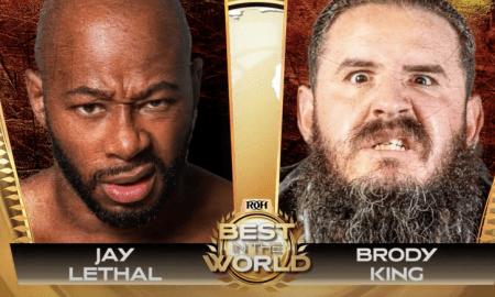 Jay Lethal vs. Brody King