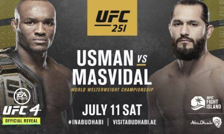 UFC 251 en vivo Kamaru Usman vs. Jorge Masvidal