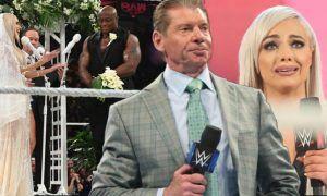 El segmento de bodas salvajes que cerró el último episodio de Monday Night Raw de la última década se sintió como algo fuera de la era de la actitud y el objetivo era obtener una calificación más grande de lo habitual para cerrar el año.