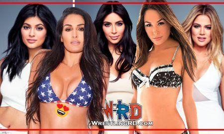 Las Bella Twins quieren una lucha con Las Kardashians