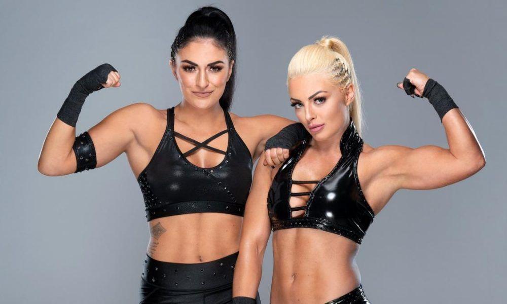 Mandy Rose & Sonya Deville