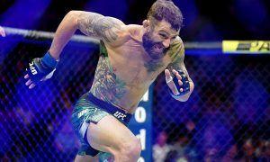 Michael Chiesa cree que UFC 265