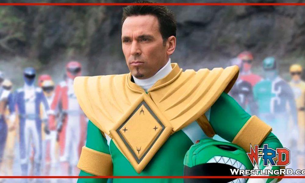 Power Ranger verde Tommy Oliver debutara como luchador