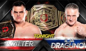 Resultados de NXT UK Live