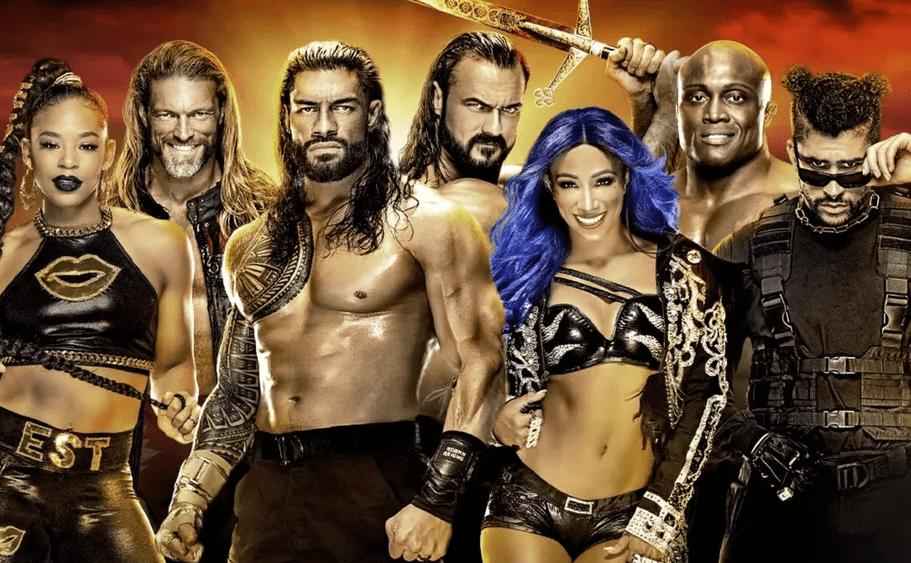 Resultados de WrestleMania 37