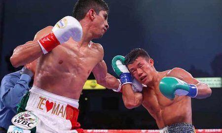 Rey Vargas derrota a Tomoki Kameda