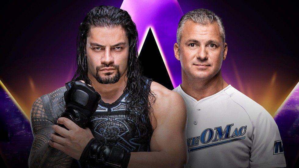 Roman Reigns comenta sobre enfrentar a Shane McMahon