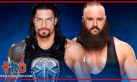 Roman Reigns, Braun Strowman