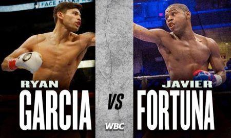 Ryan García vs. Javier Fortuna