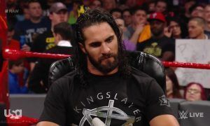 Seth Rollins, WWE