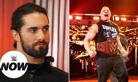 Seth Rollins en la partida de Dean Ambrose en la WWE