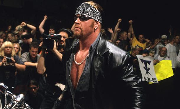 The Undertaker, American Badass