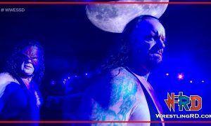 The Undertaker y Kane