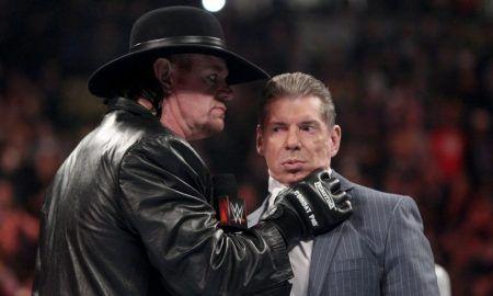 The Undertaker abre su relación con Vince McMahon