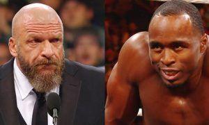 WWE JORDAN MYLES