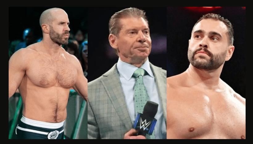 Vince McMahon no quería que Cesaro y Rusev