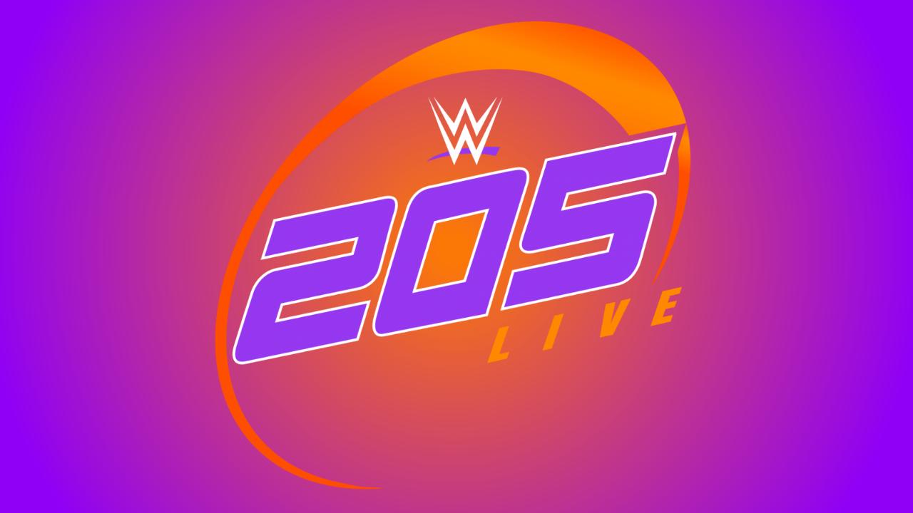 205 Live WWE