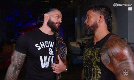 WWE tiene grandes planes para Jey Uso