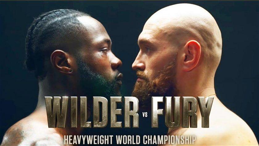 Wilder vs Fury 2 en vivo