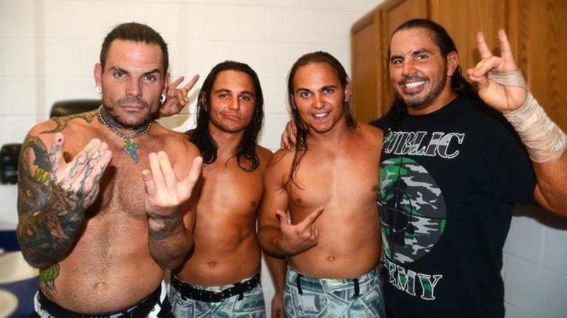 ¿Son los Hardy Boys la pareja mas trascendente a nivel de venta en la historia de la lucha libre?