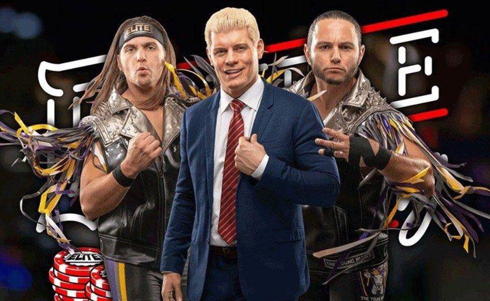 All Elite Wrestling, The Elite