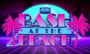 Bash at the beach AEW