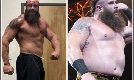 Braun Strowman muestra cambio fisico