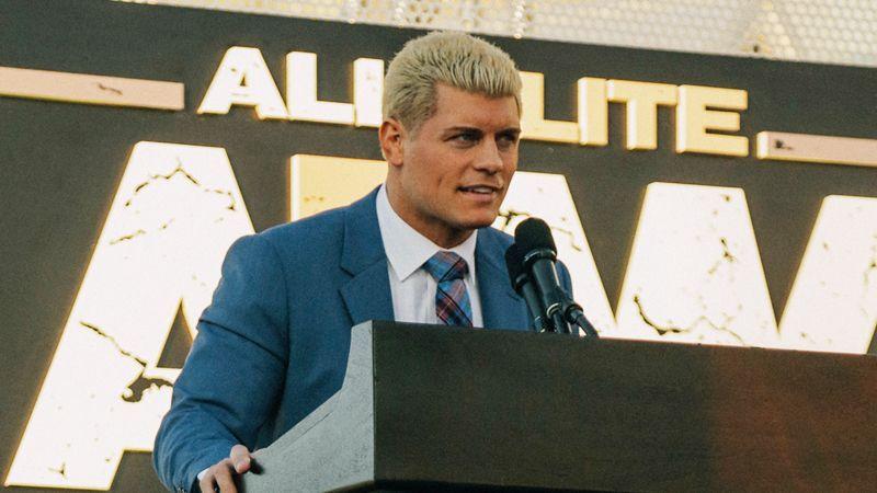 aew Cody Rhodes