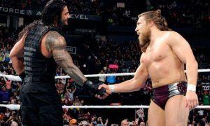 Roman Reigns y Daniel Bryan