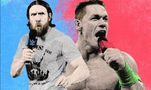 Daniel Bryan, John Cena