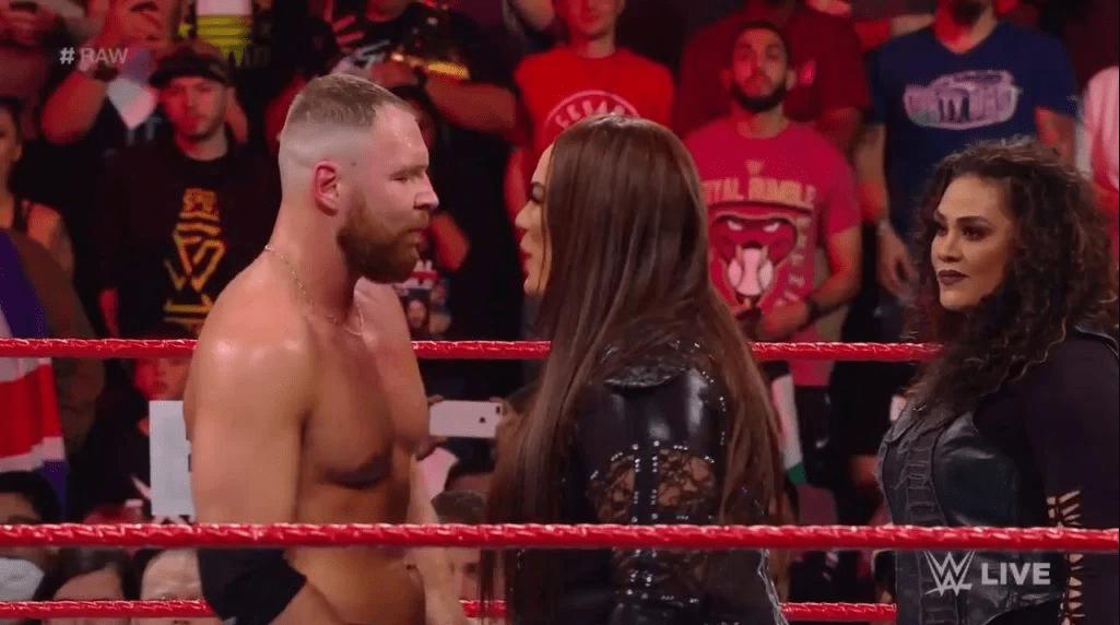 Dean Ambrose vs. Nia Jax