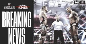 entrada en el royal rumble