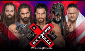 extreme rules, wwe