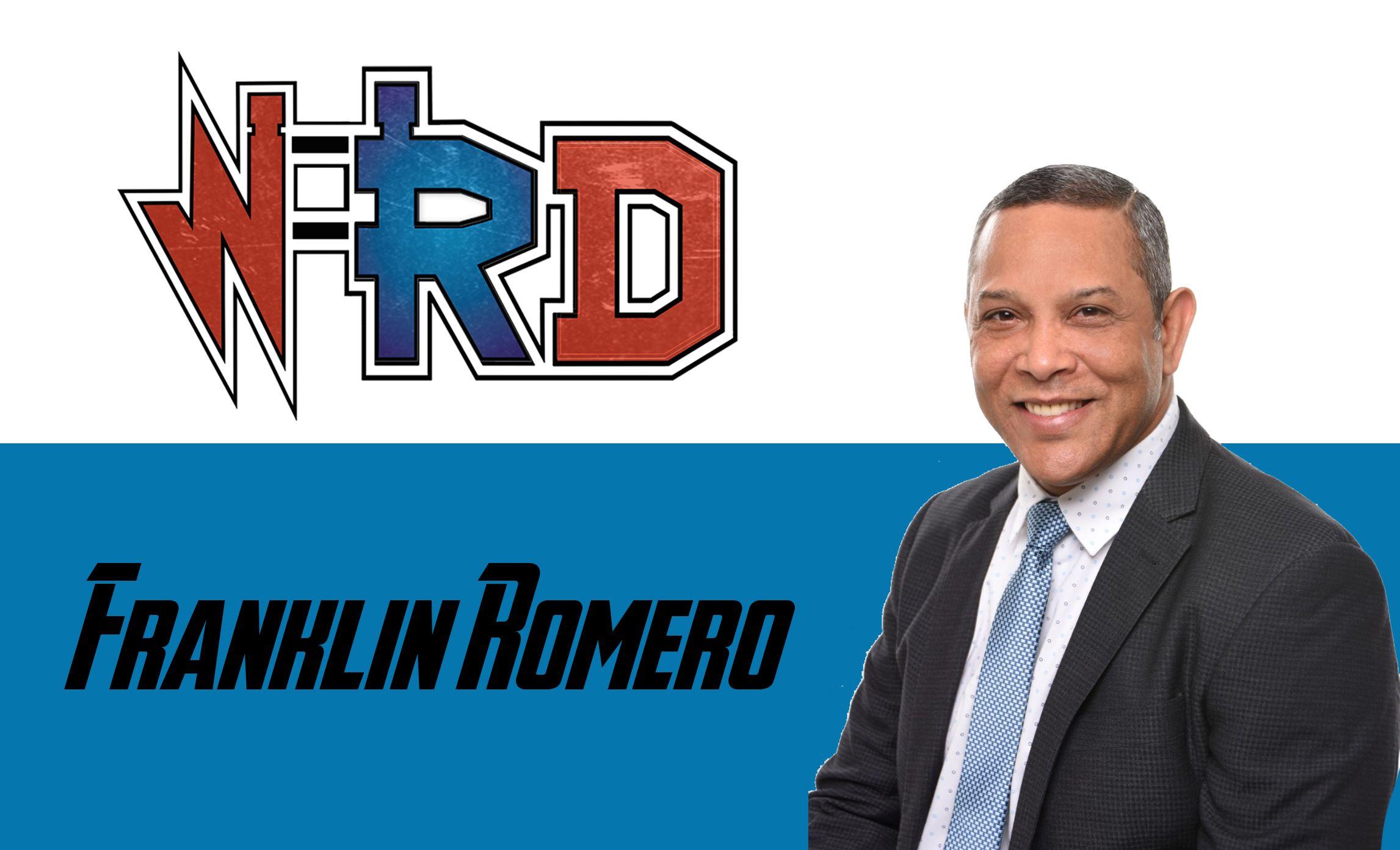 franklin romero hace donativo a WrestlingRD