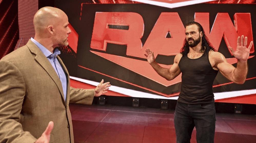 drew es sacado de RAW en historia