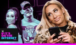 carmella, If Is On The Internet