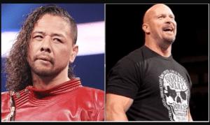 Nakamura, stone cold, Jim Ross